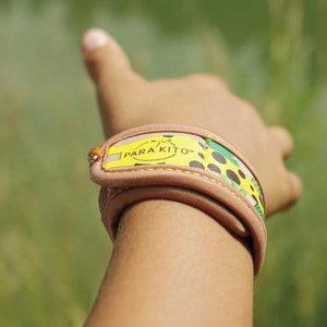 Para'kito Muggen armbandje met 2 tabletten