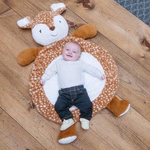 Mary Meyer Speeldeken / Knuffeldeken  / babymat - Amber fawn