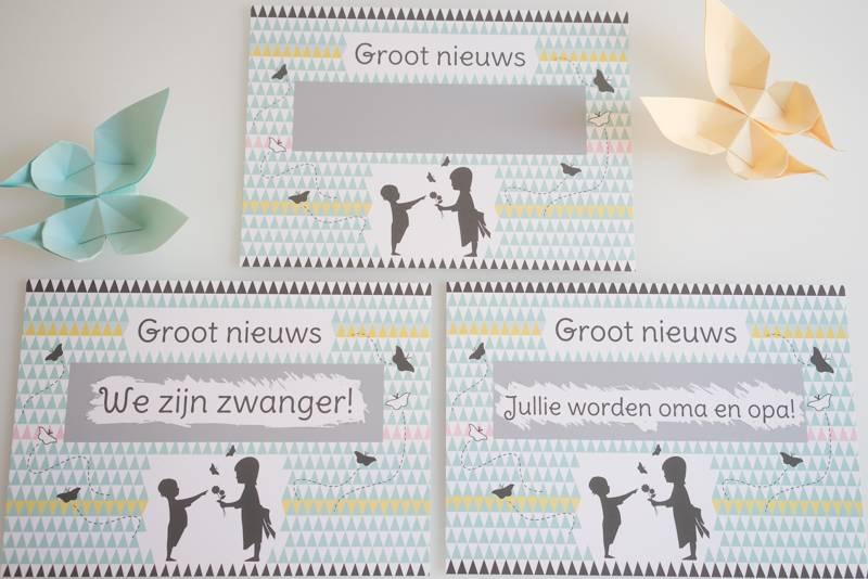 Verrassend kraskaart opa en oma kopen bij de babykraam - Online Babywinkel De PG-51