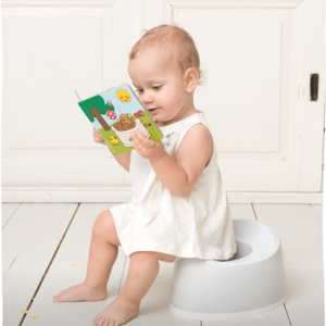 Invented4Kids Boekje: Magic Potty™ zindelijkheidstraining
