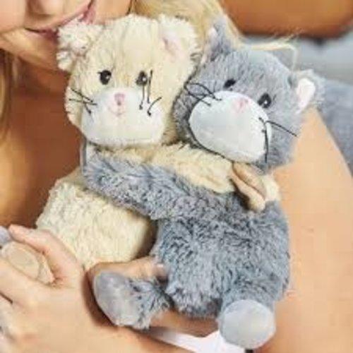 Warmies Hugs Kittens - twee warmteknuffel vriendjes