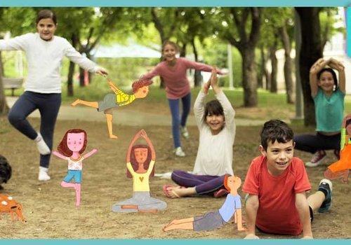 (Kinder) Yoga