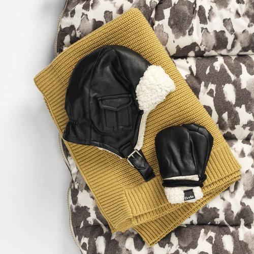 Elodie Details Baby wanten - handschoenen Aviator Black