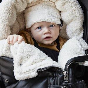 Elodie Details Zeer luxe voetenzak Aviator Black