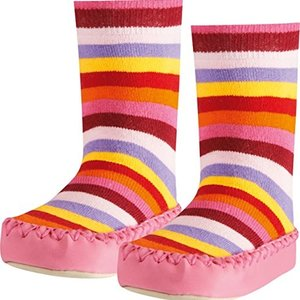 Playshoes Lederen Anti-slip socks Original maat 17/18