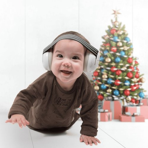 Alpine Gehoorbeschermer voor Baby's Unisex kleuren