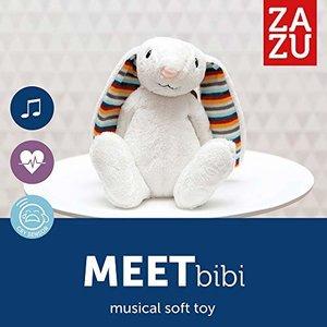 Zazu Hartslag Knuffel konijn - Heartbeat Coco Bibi Rabbit