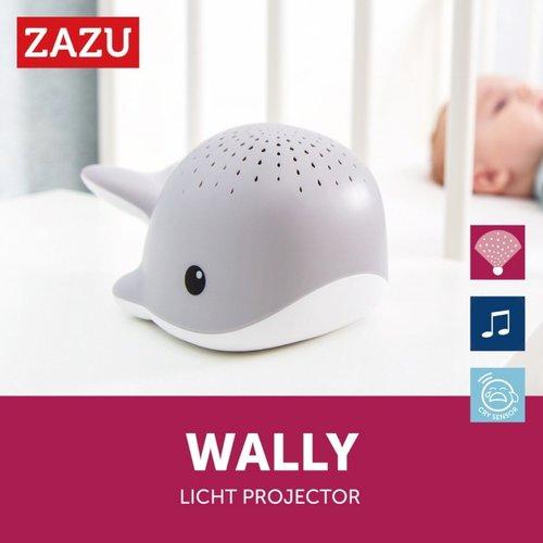 Zazu Nachtlampje Wally Grijs