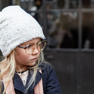 Elodie  Winter Beanie - Winter Mutsje - Shearling