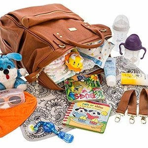 Isoki Backpack Byron Amber - Luiertas rugzak
