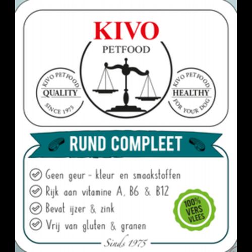 Kivo Kivo Rund Compleet