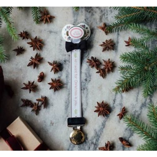 Elodie Details Speenkoord Kerst - Joy to the world