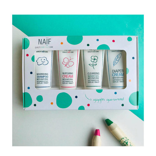 NAÏF Baby mini set 4-delig