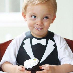 Make My day Slab met gootje silliconen  - Tuxedo
