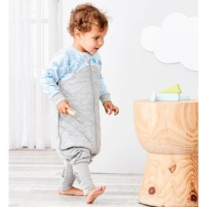Love To Dream Slaapzak - Sleepsuit  2.5 TOG Stage 3 - blue WARM