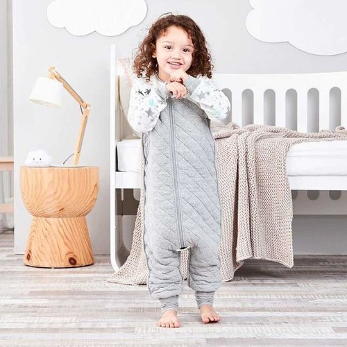 Love To Dream Slaapzak - Sleepsuit  2.5 TOG Stage 3 - white WARM