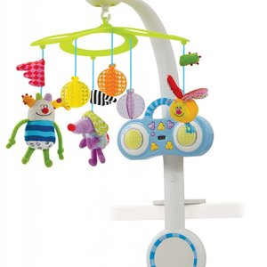 Taf Toys 3-in-1 MP3 Stereo Muziekmobiel