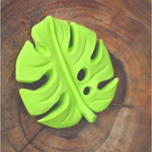 Lanco Sensory Bijtspeeltje Palmblad van natuurrubber