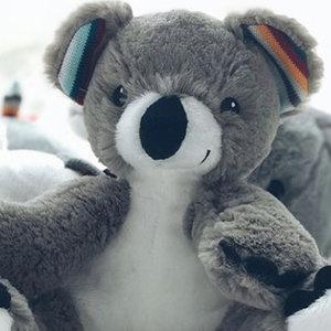 Zazu Hartslag Knuffel koala - Heartbeat Coco koala