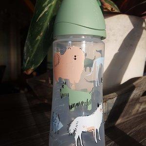Suavinex Babyfles 360 ml - Dog Green - Phisio