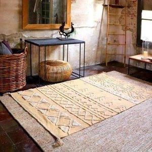 Lorena Canals Wasbaar tapijt - Tribu Honey