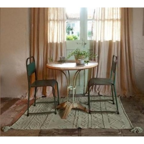 Lorena Canals Wasbaar tapijt - Tribu Olive