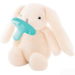 MiniKOiOi Sleep Buddy Speenknuffel - White Bunny