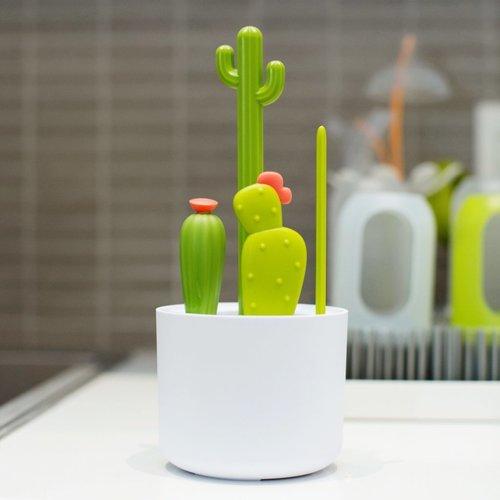 Boon Cacti - Set Flessenborstels Cactus