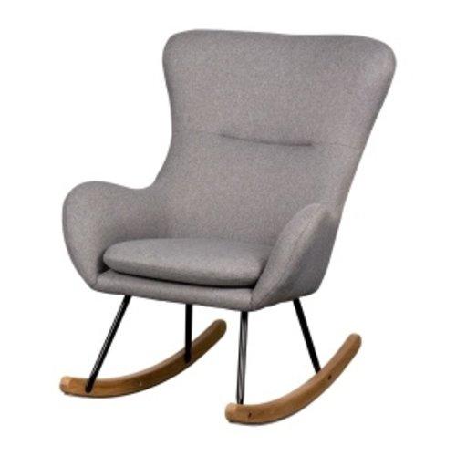 Quax Rocking Chair Adult -  Basic - Dark Grey
