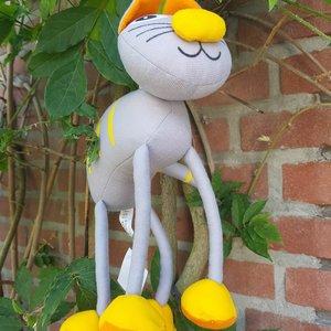 Wiebeldier Jumpers kat