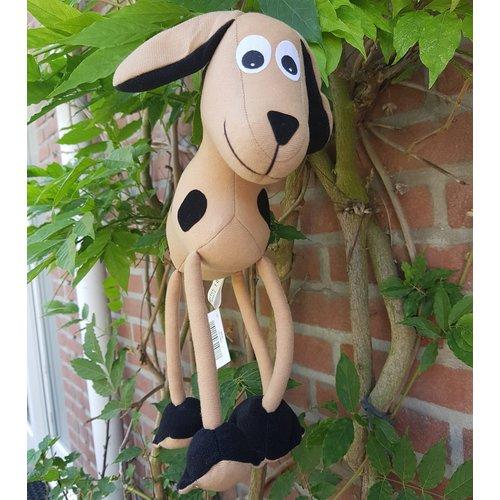 Wiebeldier Jumpers Hond