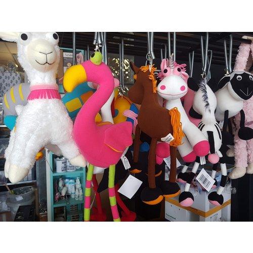 Wiebeldier Jumpers Flamingo