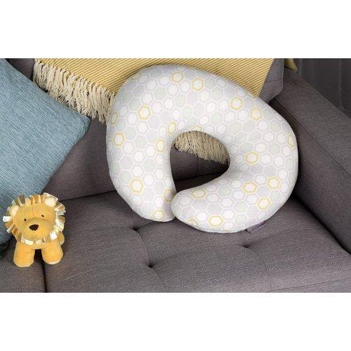 CuddleCo Voedingskussen Comfi Mum traagschuim rond Beehive