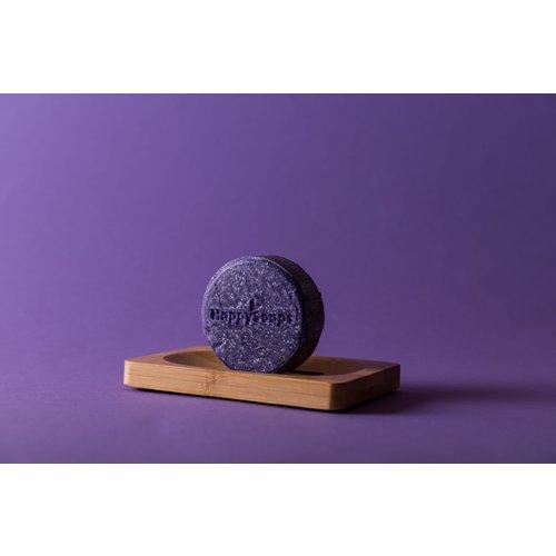 Happy Soaps Purple Rain Shampoo Bar – Roos/Normaal haar