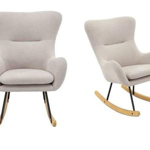 Quax Rocking Chair Adult -  Basic - Desert