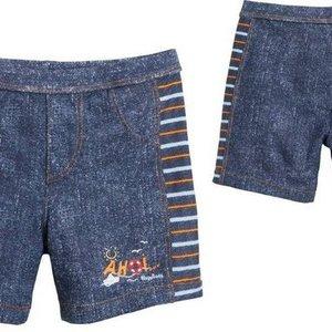 Playshoes Shorts zwembroek Blauw UV50 - Ahoy