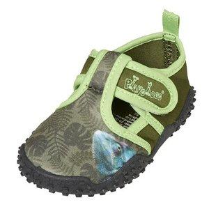 Playshoes Uv-protect elastische Waterschoentjes Cameleon