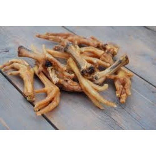 Kivo Kippenpoten voor honden - 250 gram