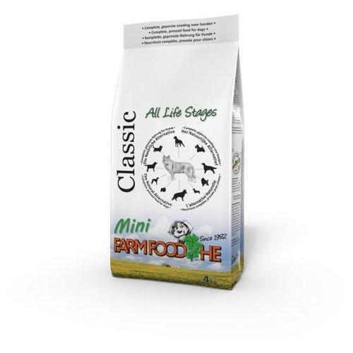 Farm Food Classic Mini Rund - Hondenvoer