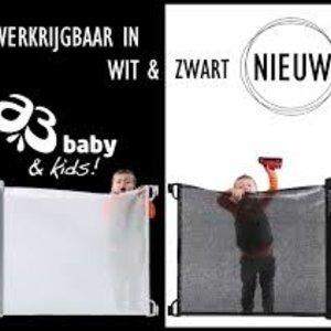 A3 Baby & Kids vakantie Traphek RolyGate wit of zwart
