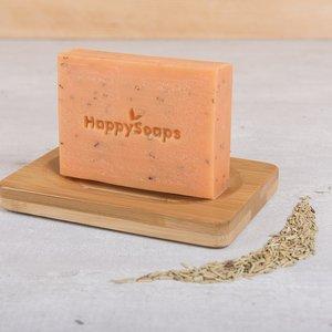 Happy Soaps Happy Body Bar – Arganolie en Rozemarijn