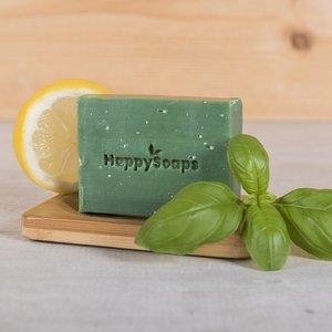 Happy Soaps Happy Body Bar – Citroen en Basilicum