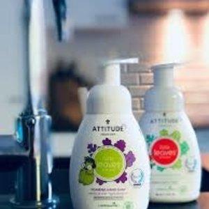 Attitude 100% natuurlijke handzeep - Diverse geuren