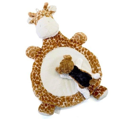 Mary Meyer Speeldeken / Knuffeldeken  / babymat -Giraffe