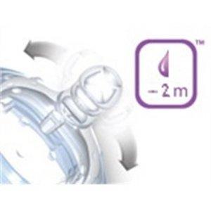 Nûby Soft flex spenen Extra slow flow -2m+ (extra langzaam of prematuur)