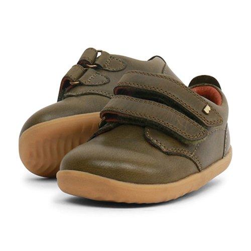 Peuter schoentjes Step up Port Dress Shoe Olive