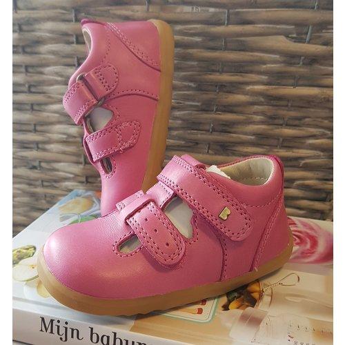 Peuter schoentjes Step up Jack and Jill Pink