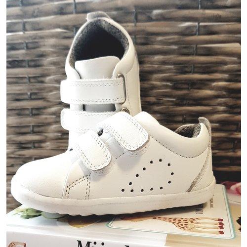 Peuter schoentjes Step up GrassCourt casual White