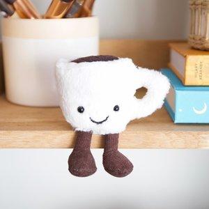 Jellycat  Amuseable Espresso - baby knuffelkoffie
