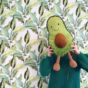 Jellycat  Amuseable Avocado - baby knuffel avocado